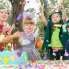 Aniversarea pentru copii